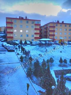 Korucuk Kış Fotoğrafları