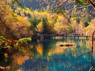 Jiuzhai-Valley-Incredible-scenery-Wallpapers
