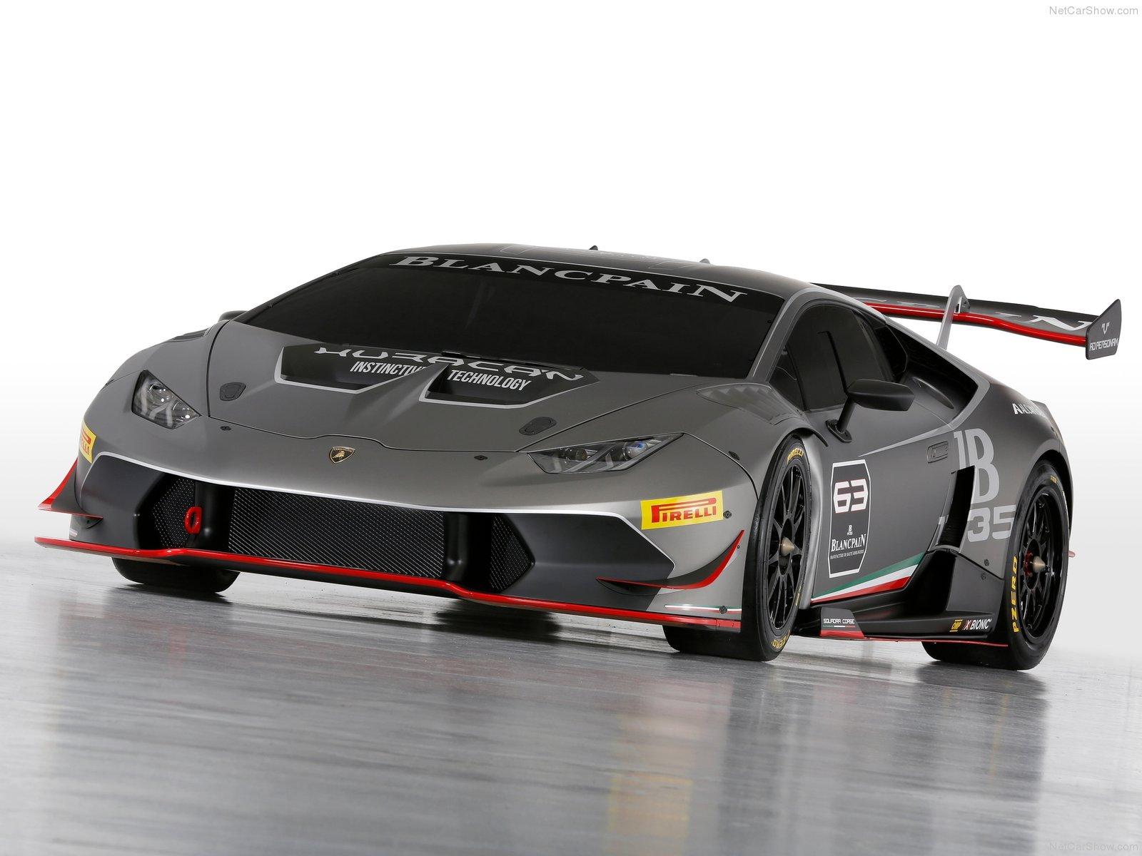 Hình ảnh siêu xe Lamborghini Huracan LP620-2 Super Trofeo 2015 & nội ngoại thất