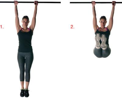 Hanging mampu meningkatkan tinggi badan