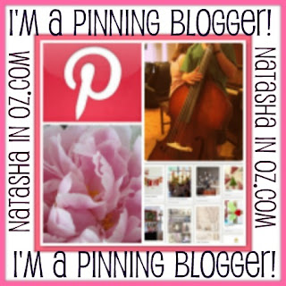Pinning Bloggers Masterlist, Natasha in Oz