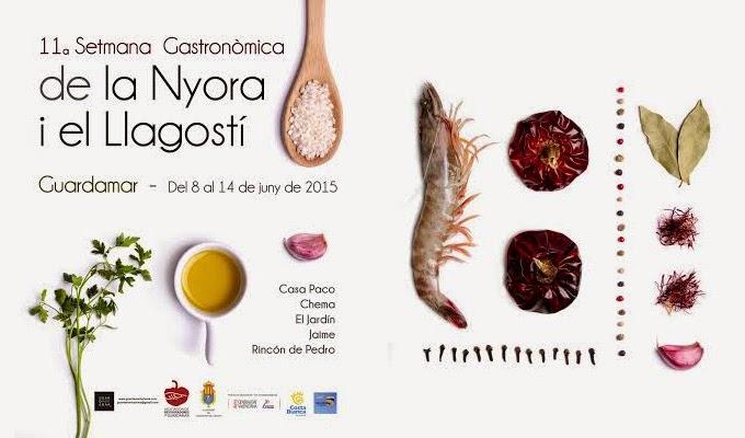 De la Nyora i el Llagostí  2015 (11ª Semana Gastronómica)