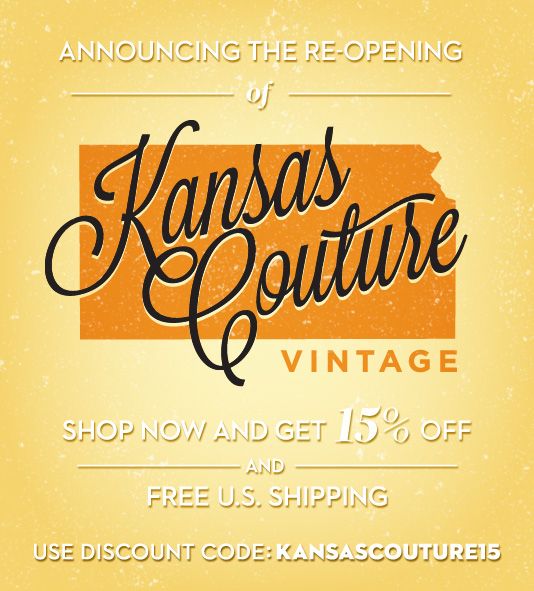 KansasCouture.com : A Special Announcement!
