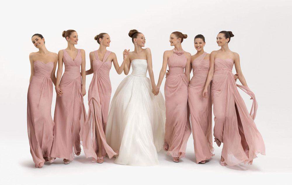 Wedding Event Dress That women love: 12 Colors Floor-Length ...