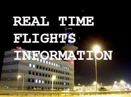 Οι πτήσεις LIVE Departures/arrivals