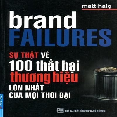 BES - Sự thật về 100 thất bại thương hiệu lớn nhất của mọi thời đại