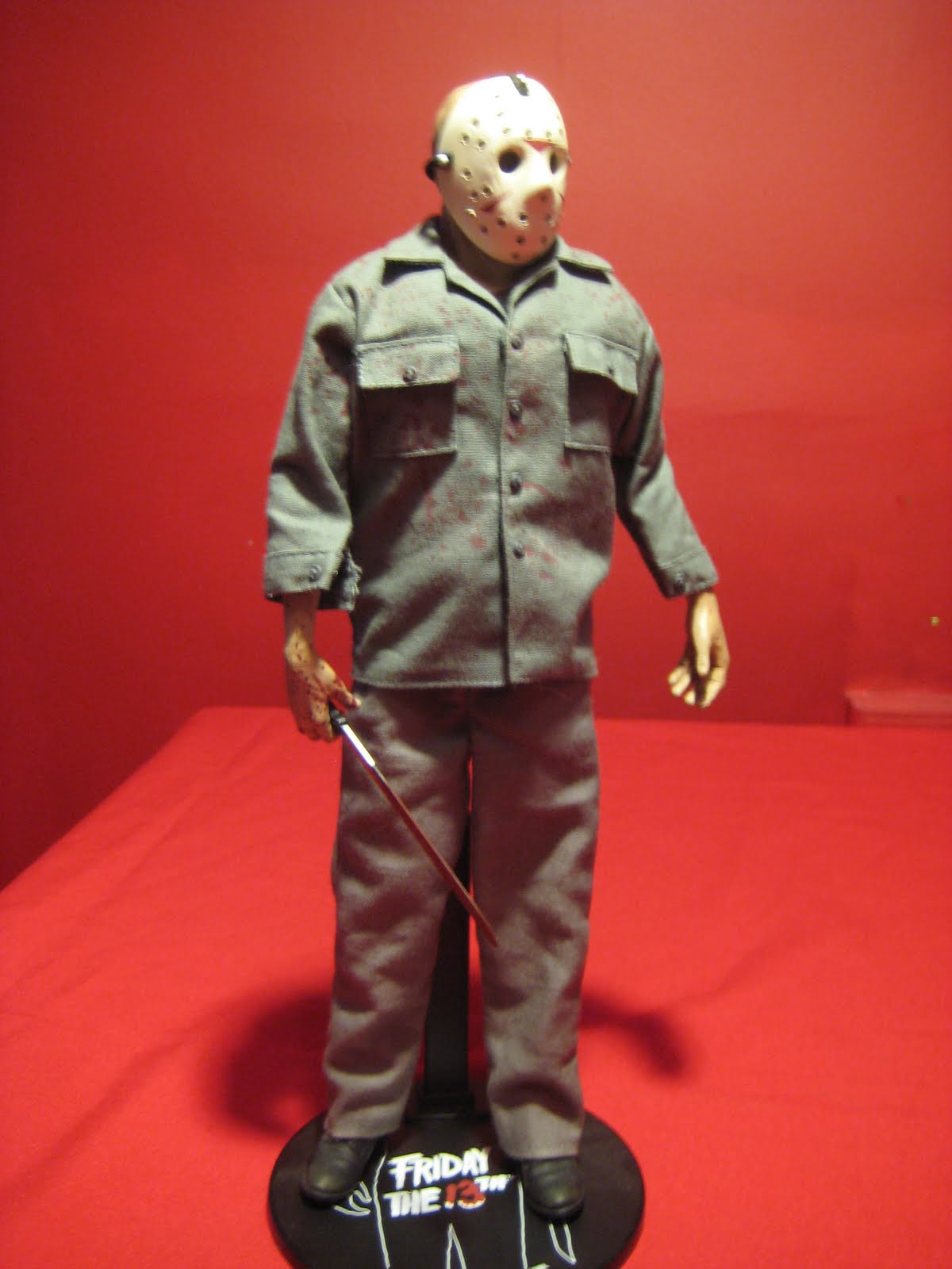Jason Toys For Boys : Tales from the toybox sideshow toys jason voorhees