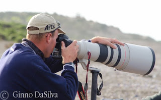 Fotografo de orcas en Punta Norte Península Valdes