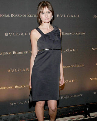 Emily Mortimer at the National Board of Review of Motion Pictures Annual Awards Gala