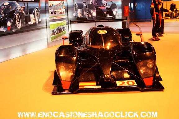 Epsilon Euskadi Le Mans Madrid Motor Days