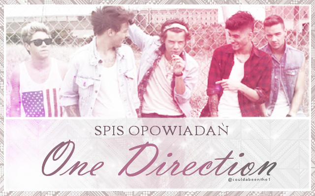 Spis FanFiction, 1D