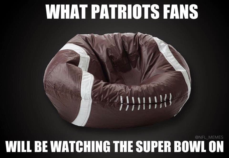 what patriots fans will be watching the super bowl on