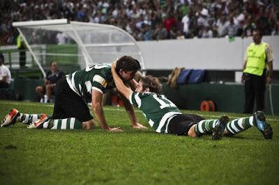 Sporting Lisbona-Lazio 2-1 highlights