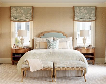 Beautiful Soft Monochromatic Bedroom By Jeffers Design Group