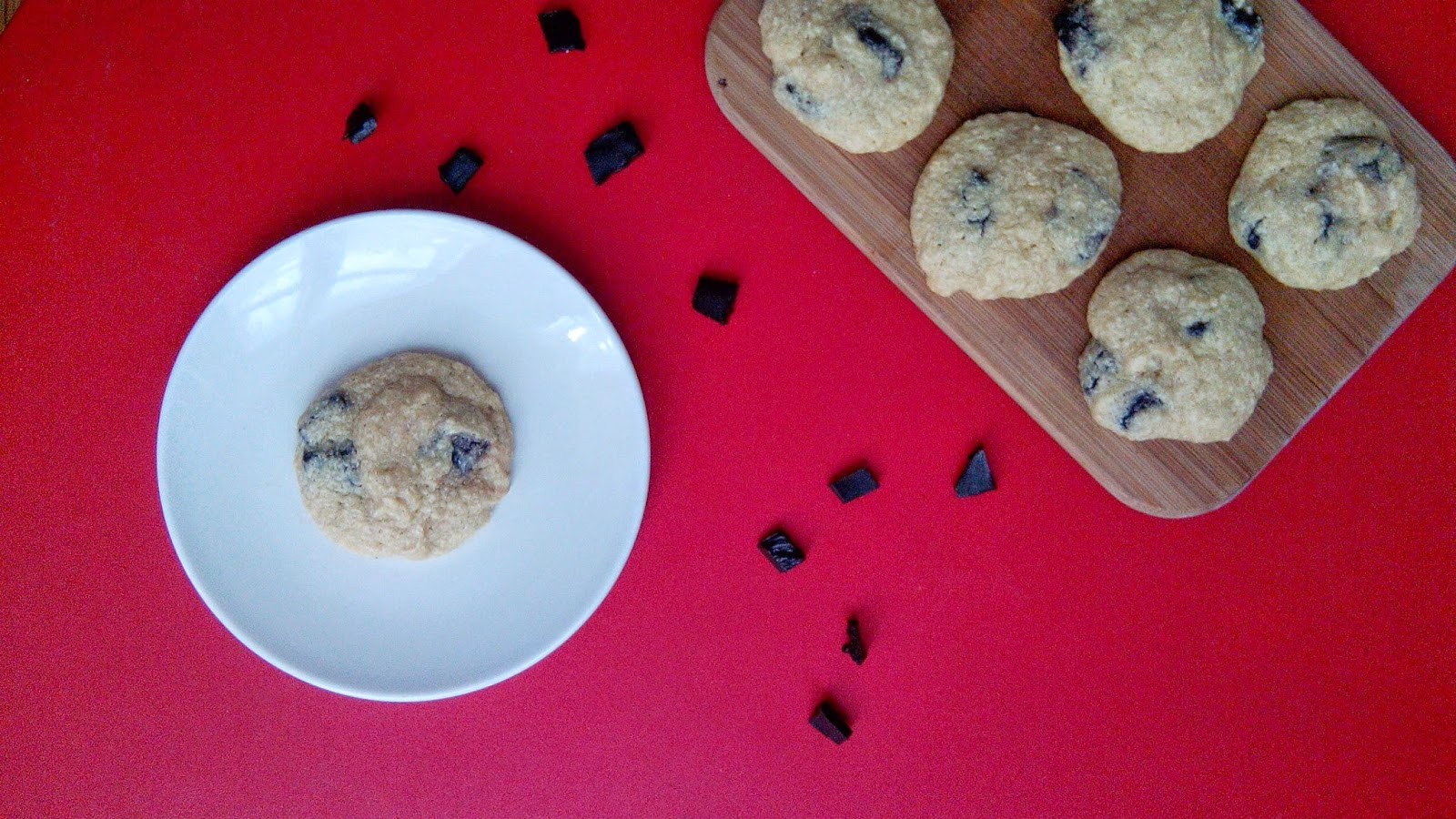how to make chocolate chip cookies from scratch without nuts