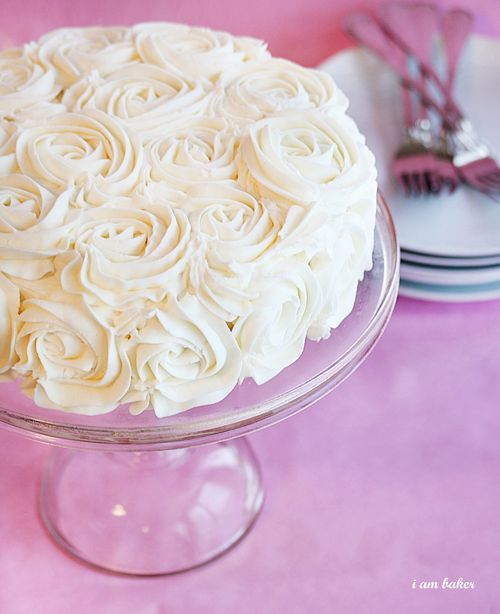 Torte con frosting