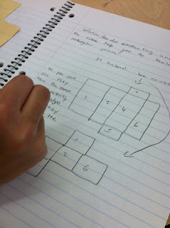 surface area, math, journals