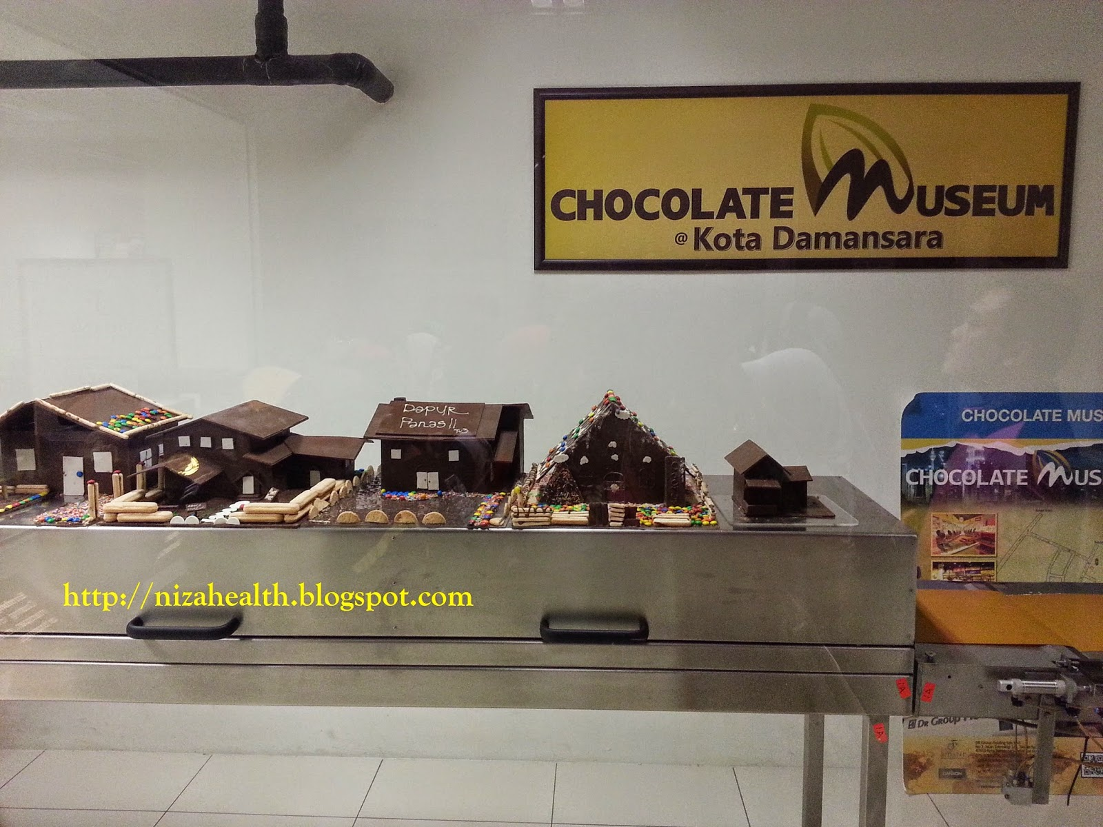 Miniature Chocolate Museum