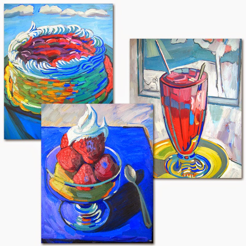 Desserts by Char Fitzpatrick