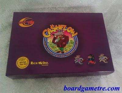 Game cashflow Tân Phú