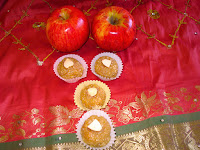 http://www.momrecipies.com/2010/08/apple-halwa-rakhi-special.html