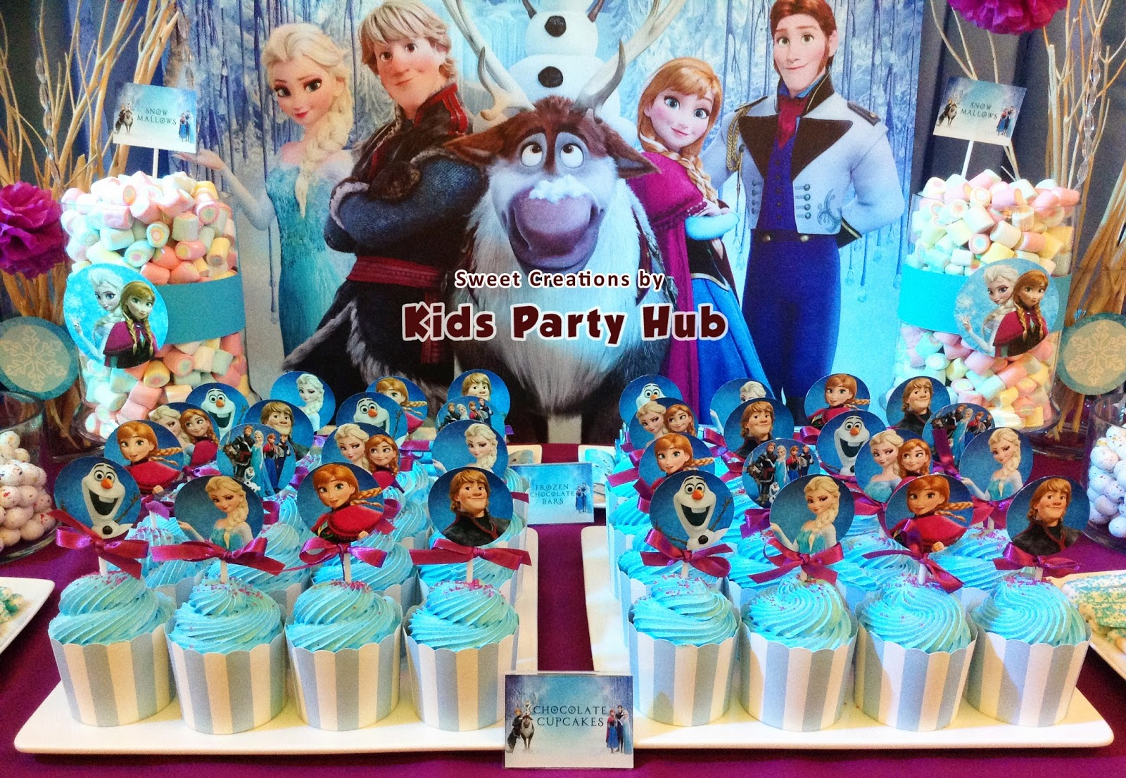 Frozen7 Birthday Party Ideas Utah County