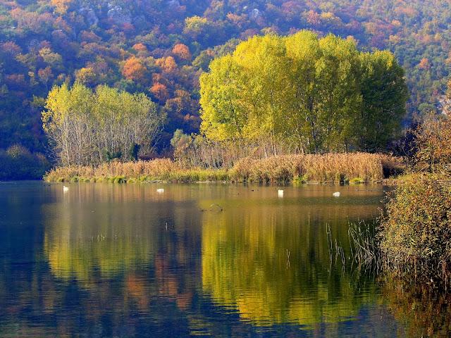 Η λίμνη του Άγρα