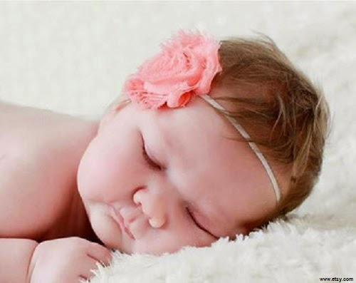 Les plus belles photos de bébés filles