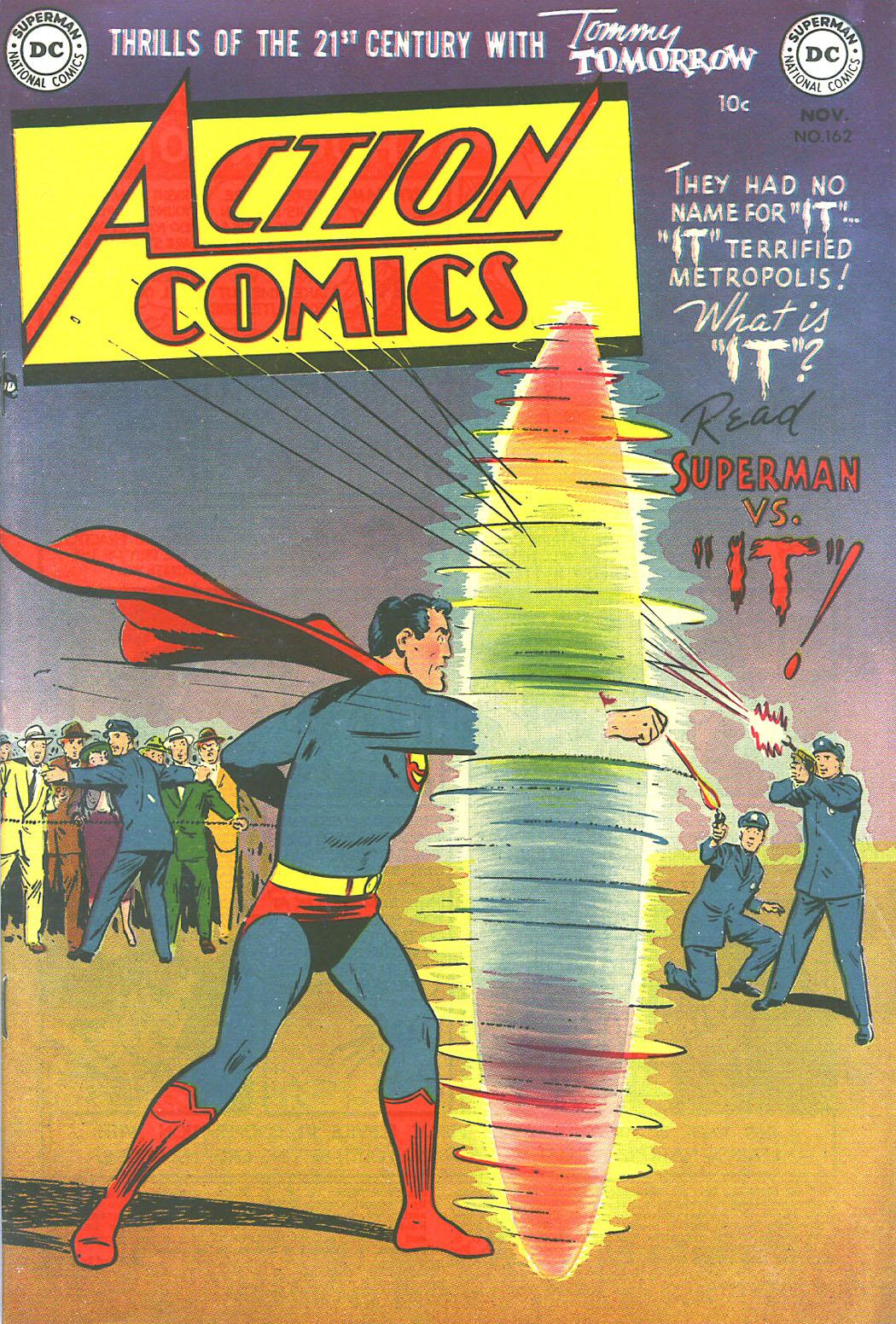 Action Comics (1938) 162 Page 1