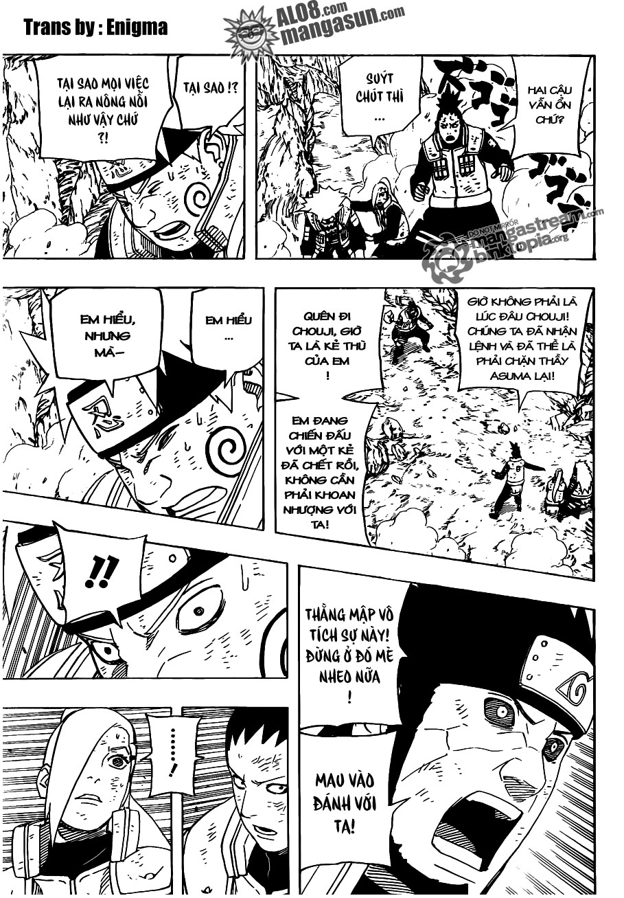 Naruto chap 533 Trang 3 - Mangak.info