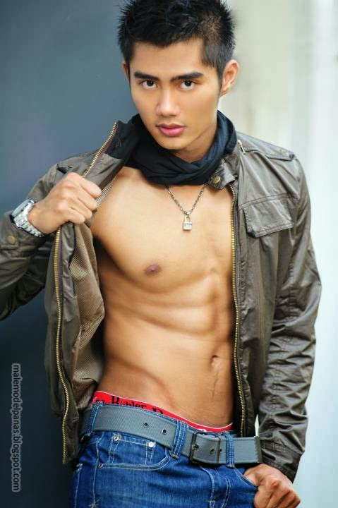 Mister Global Indonesia 2014 Andy Mukti or Andy elmosta