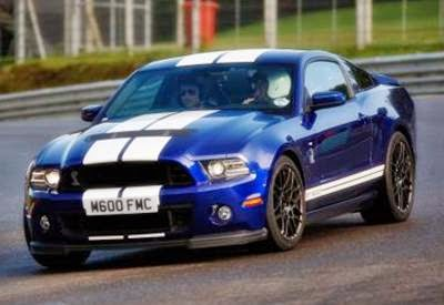 Ford Mustang Shelby GT500 UK Price