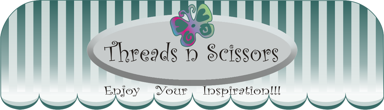 Threads n Scissors Machine Embroidery Designs