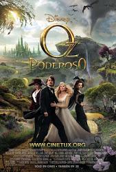 Oz: El Poderoso / Oz: Un Mundo de Fantasía Poster