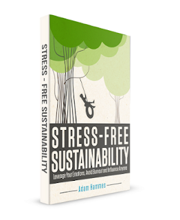 Review - Stress-Free Sustainability by Adam Hammes