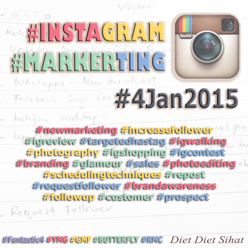 buat duit di instagram