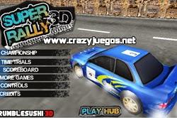 Jugar Super Rally 3D