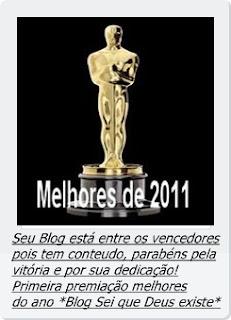 Estamos na lista de 2011