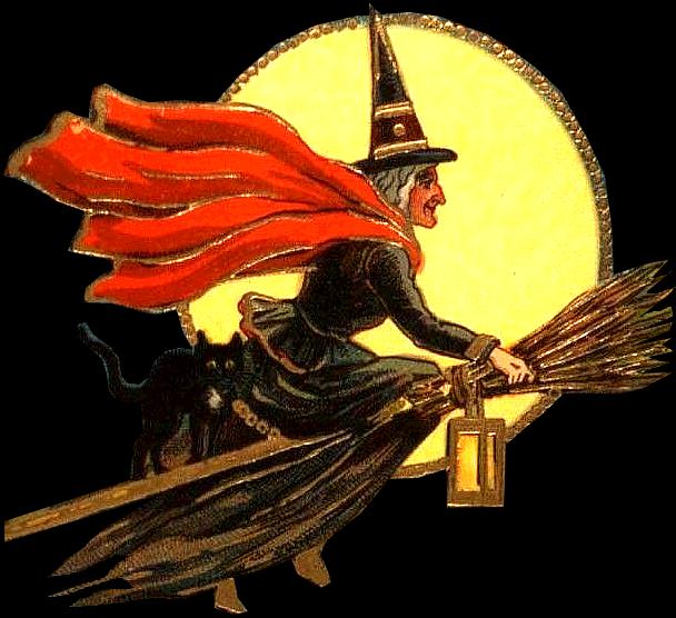 halloween,sombreros,brujas,clipart,vintage,png,scrapbooking