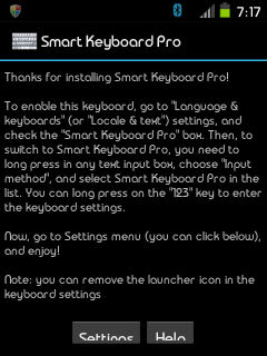 Cara Install Autotext Android