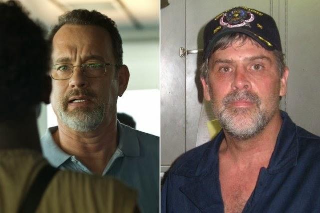 Fotografías de los personajes reales de los nominados a los Oscar