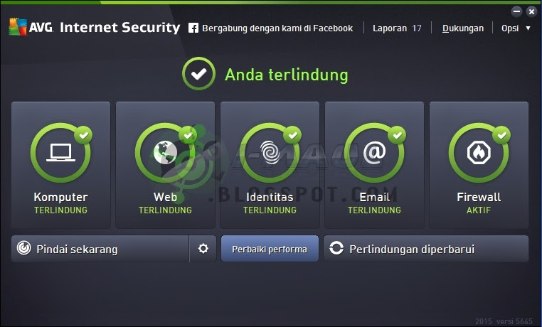 Download Antivirus AVG Terbaru