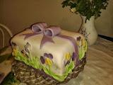 Torta s macoškami