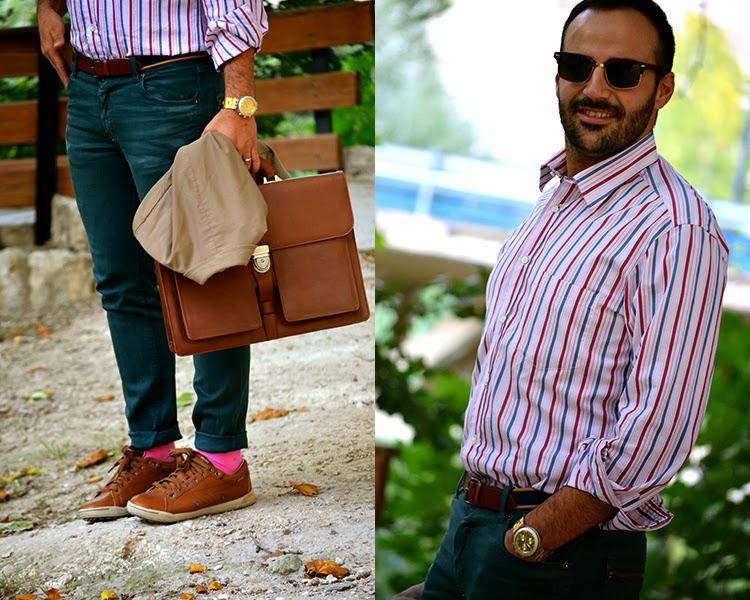 fotografía calcetines rosas