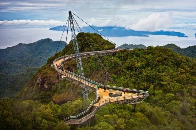 Jembatan Udara Langkawi (Langkawi Sky Bridge)