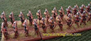 Ordonnance longbowmen #1