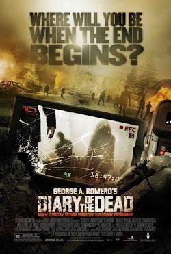 Nhật Ký Tử Thần - Diary Of The Dead 2007 (2007) Poster