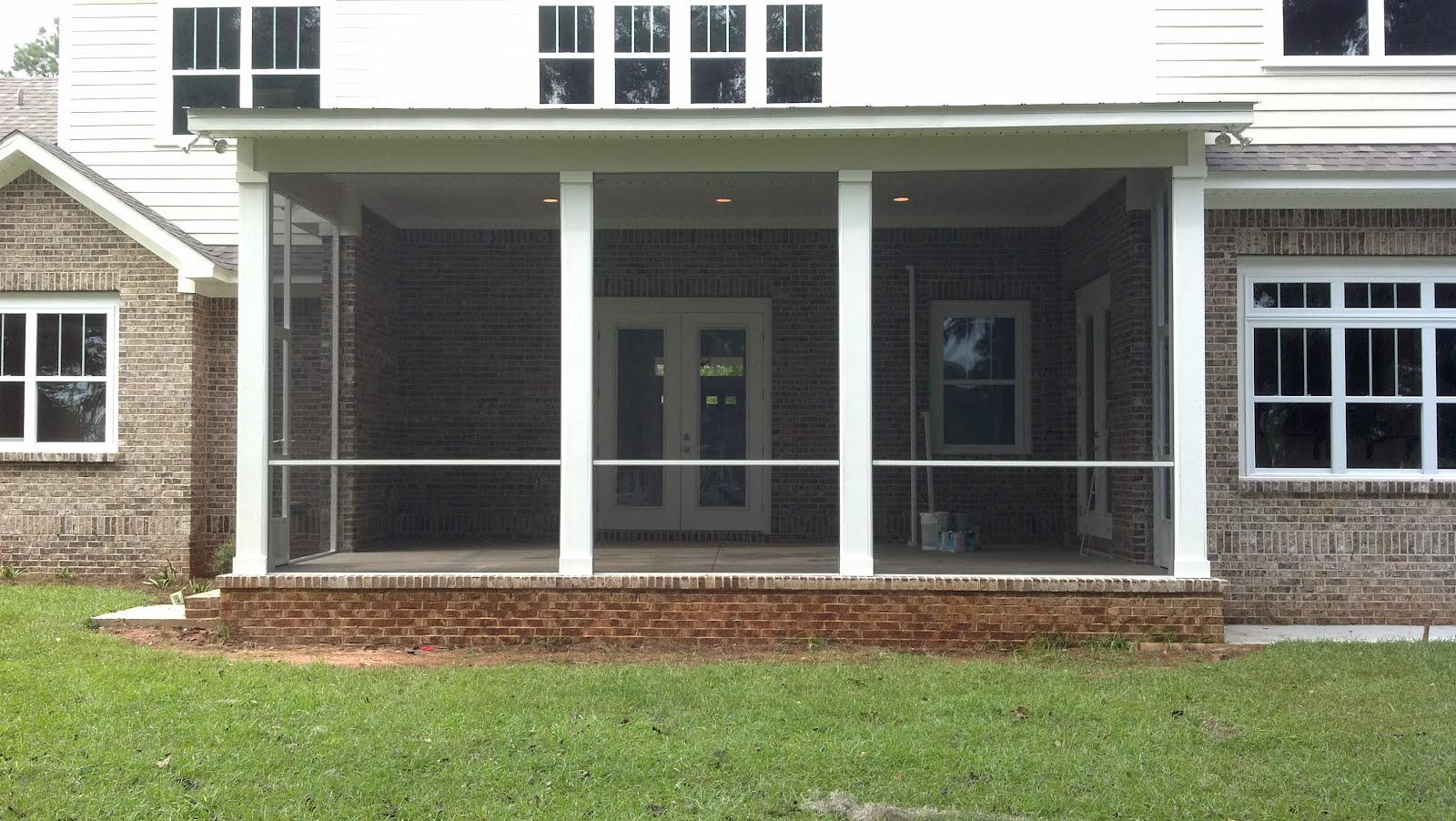 Screen Rooms Tallahassee Southwood Screened Porch Project