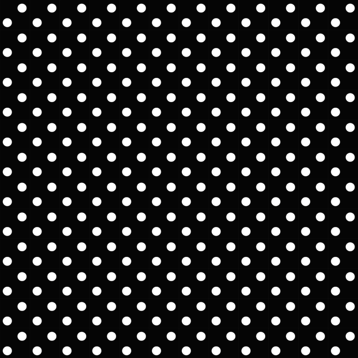 Black and white polka dot pattern - photo#1