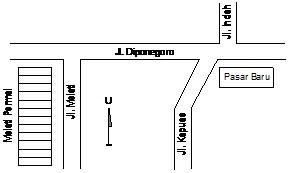 Menentukan isi grafik dan matriks erpl berdasarkan denah tersebut kalimat berikut yang tepat adalah ccuart Gallery